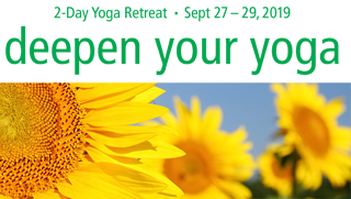 Fit Journey Yoga Retreat September 2019